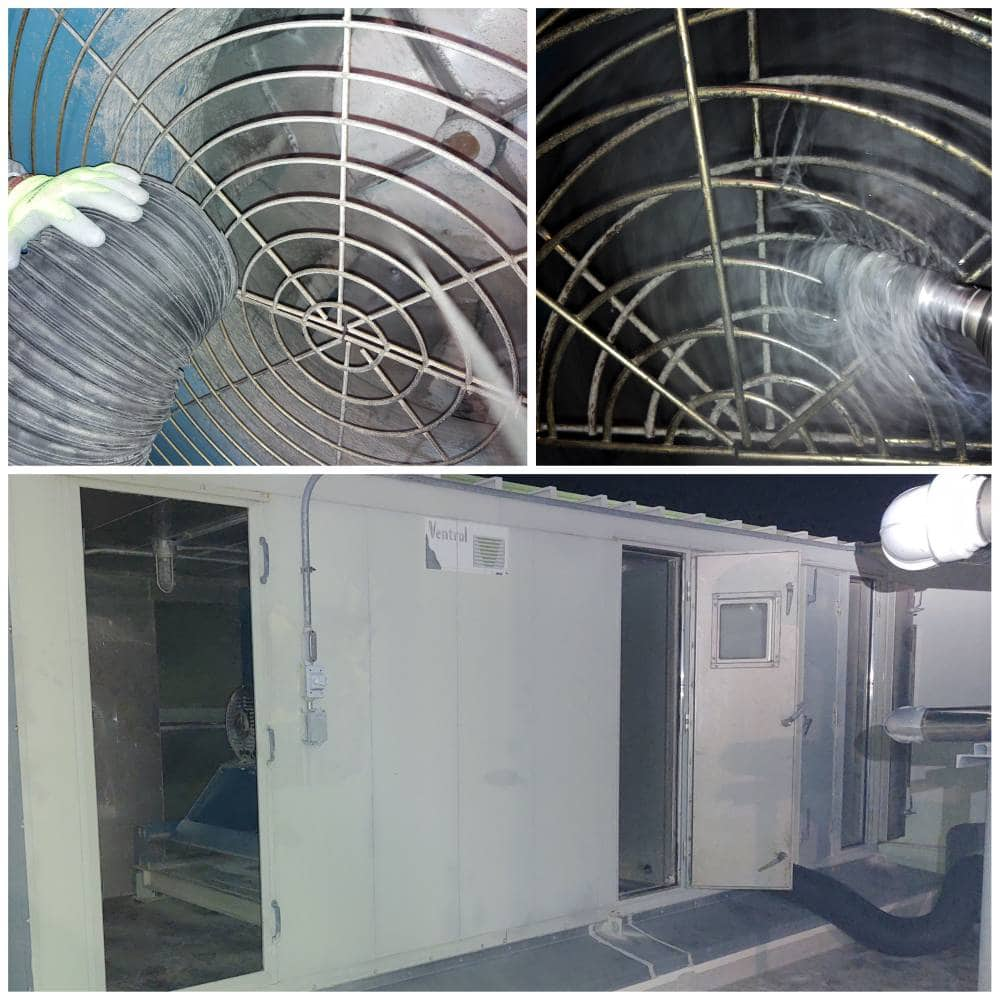 Commercial HVAC Cleaning Services