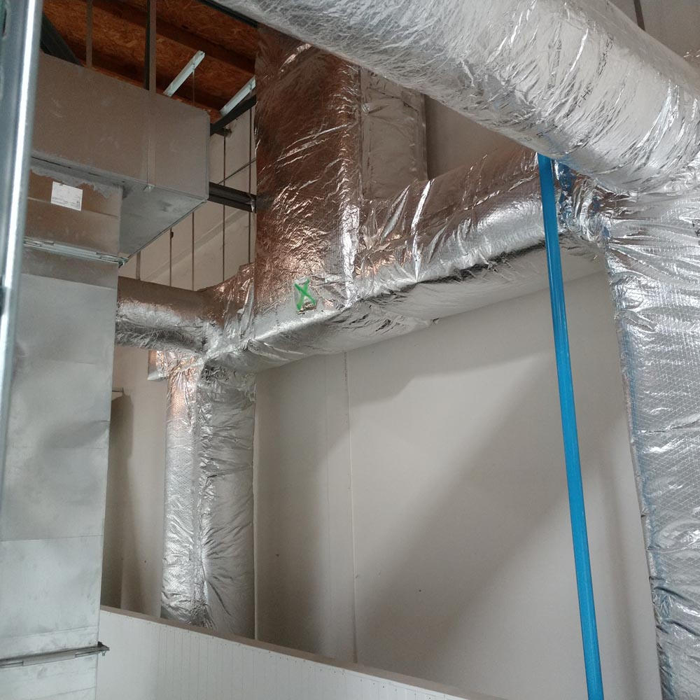 Commercial Duct Cleaning Access Holes