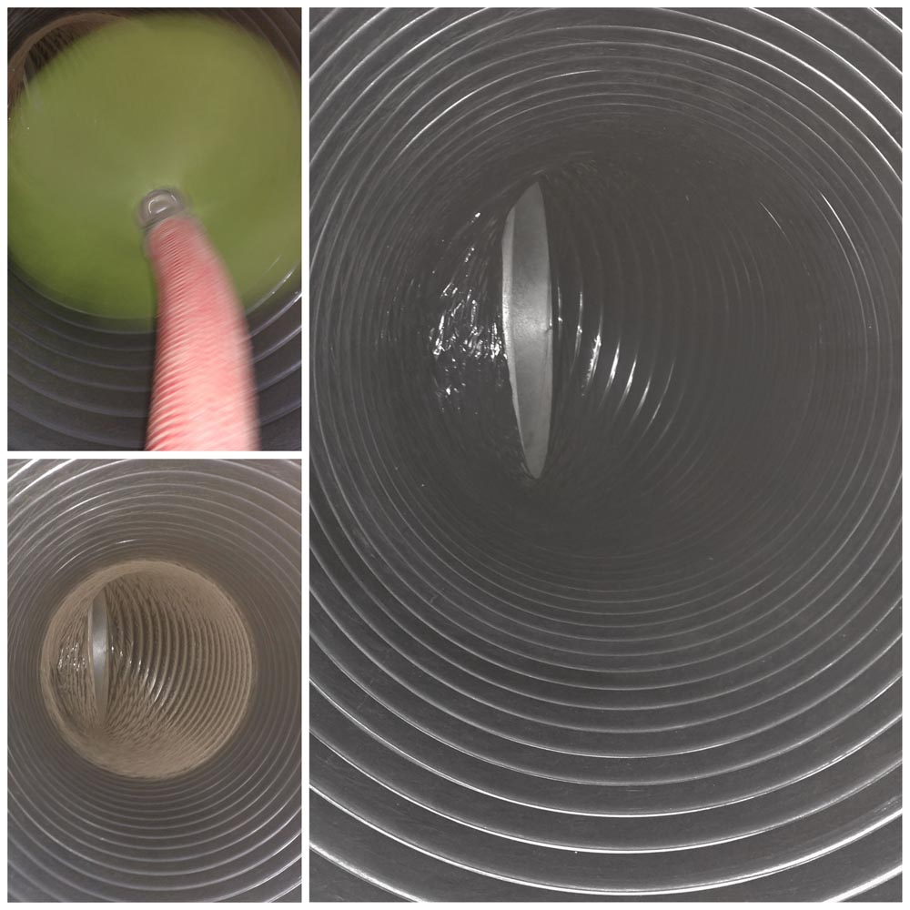 Commercial Duct Cleaning Mechanical Brush