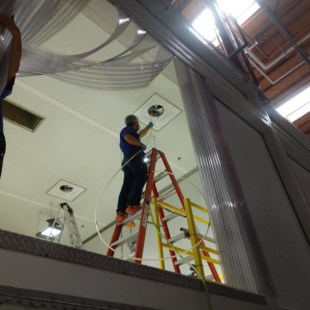 Commercial Duct Cleaning NADCA Bright People Foods Woodland
