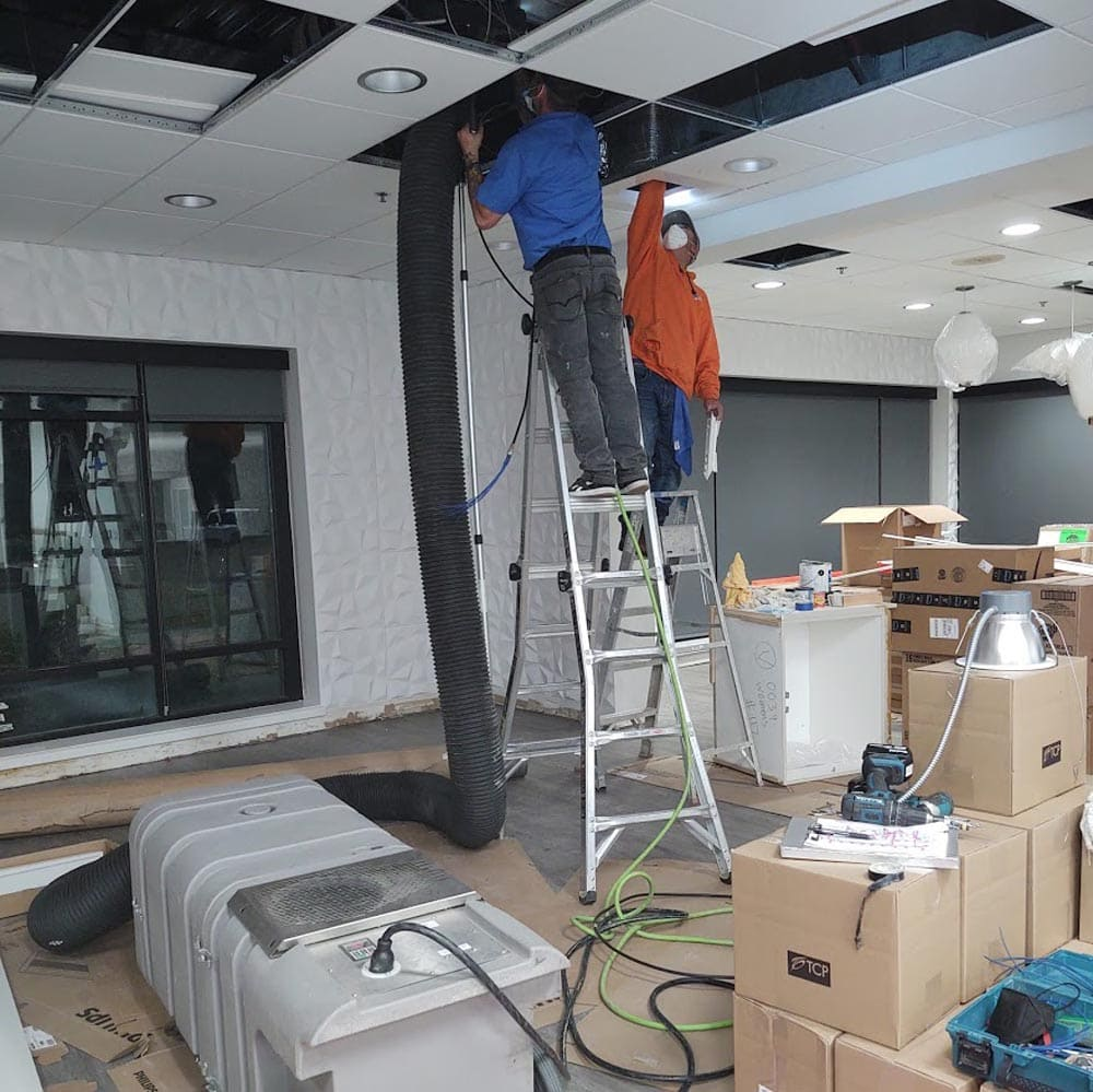 Commercial Duct Cleaning NADCA Certified Technician Hollister