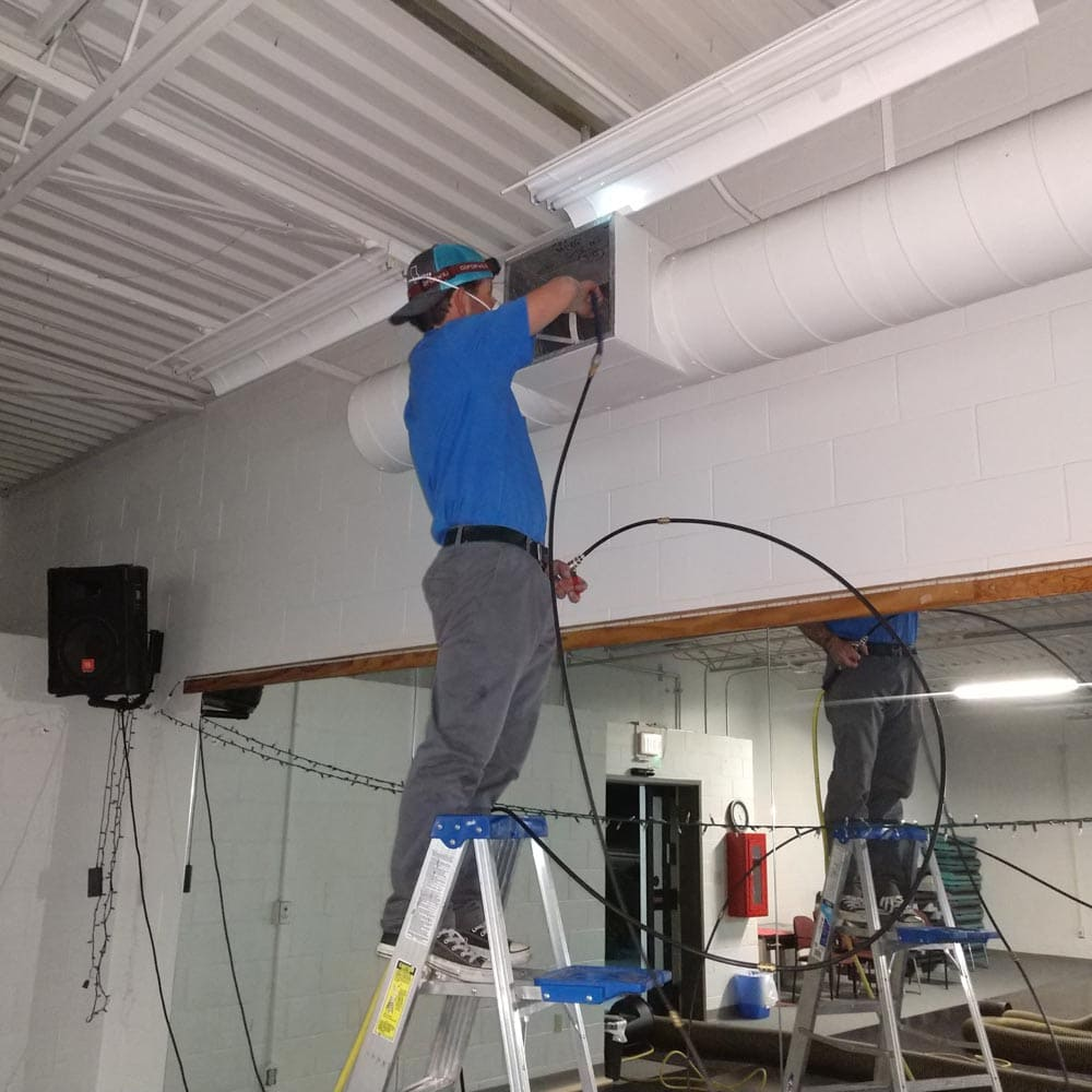 Commercial Duct Cleaning NADCA CSUMB