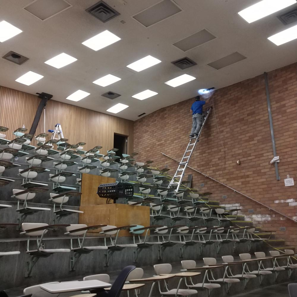 Commercial Duct Cleaning NADCA Hartnell College Building