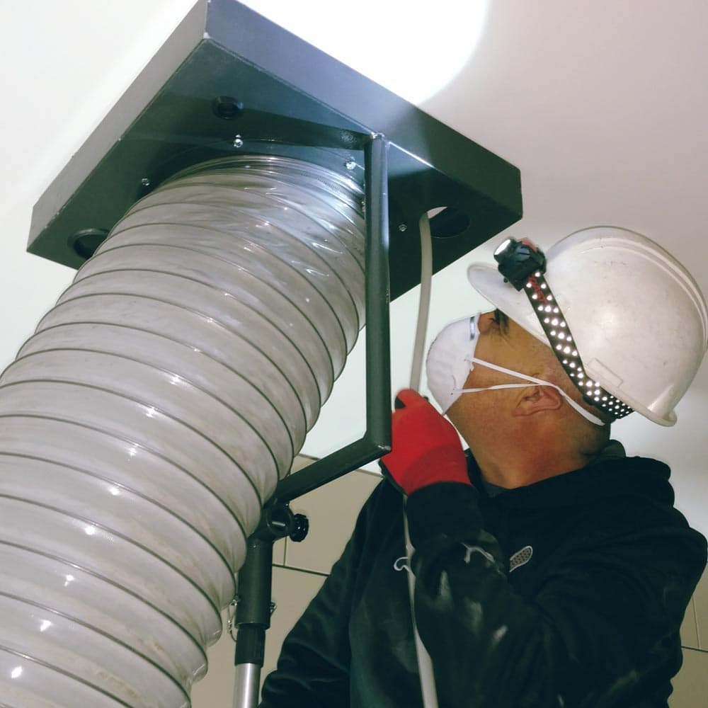 Commercial Duct Cleaning NADCA Montage Wellness Center