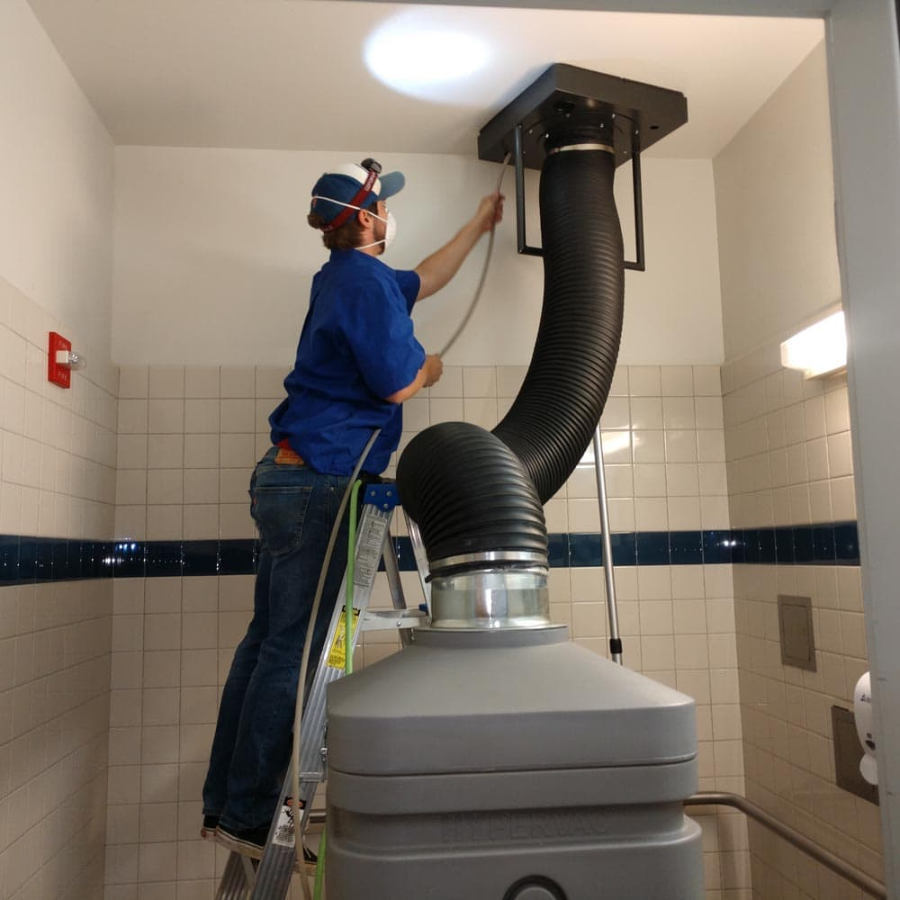 Commercial Duct Cleaning NADCA Santa Rita Union School District