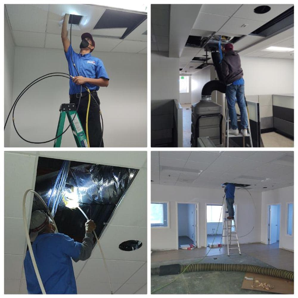 Commercial Duct Cleaning NADCA Teknova Hollister