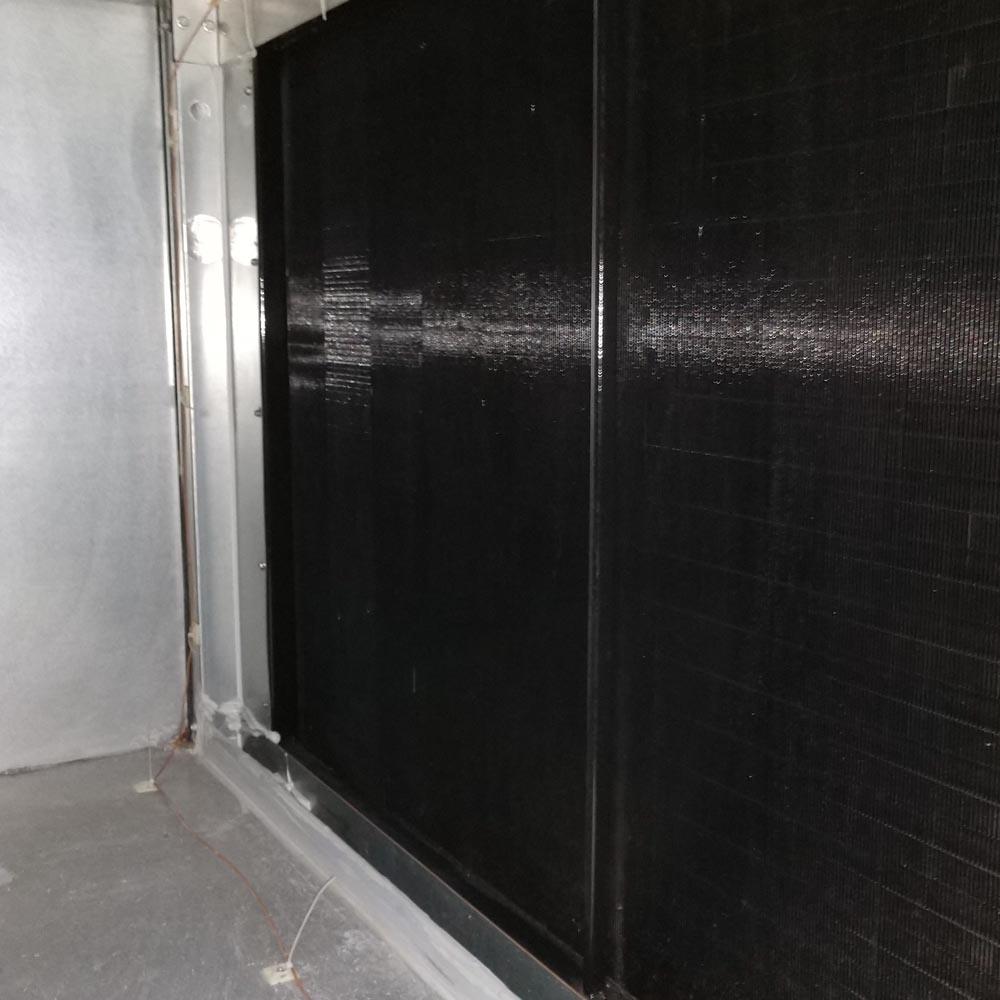 Commercial HVAC Units Clean Coils