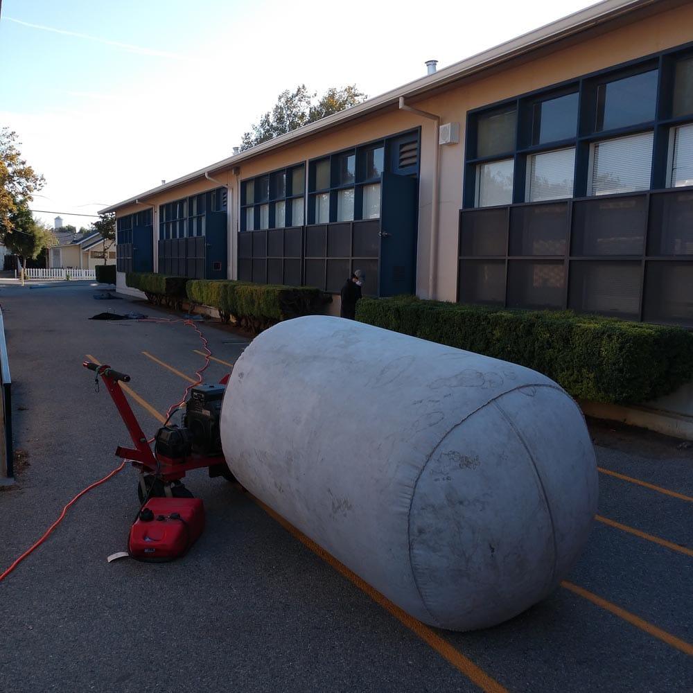 Commercial Setup Nikro 20hp Santa Lucia Elementary School King City