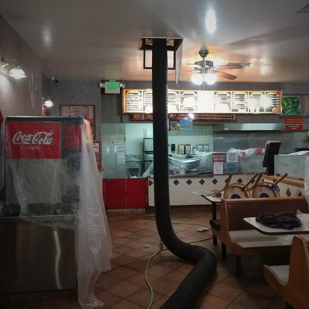 Commercial Setup Restaurant Hollister