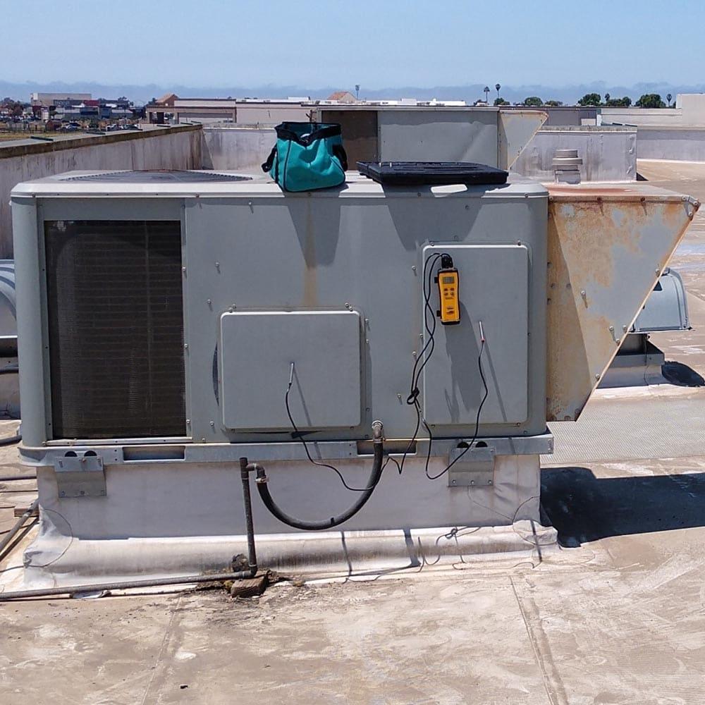 Commercial Ventilation Inspections Air Handler Unit Testing