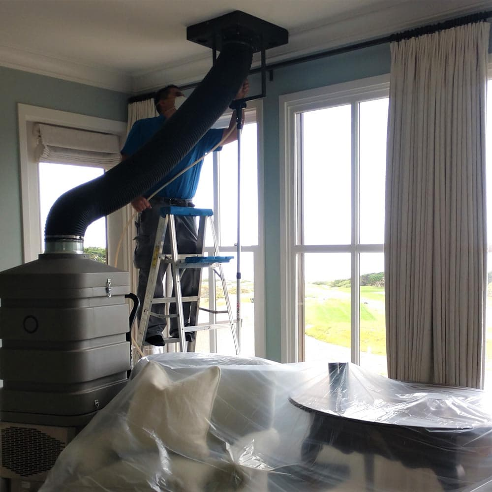 Residential Duct Cleaning NADCA Certified Technician