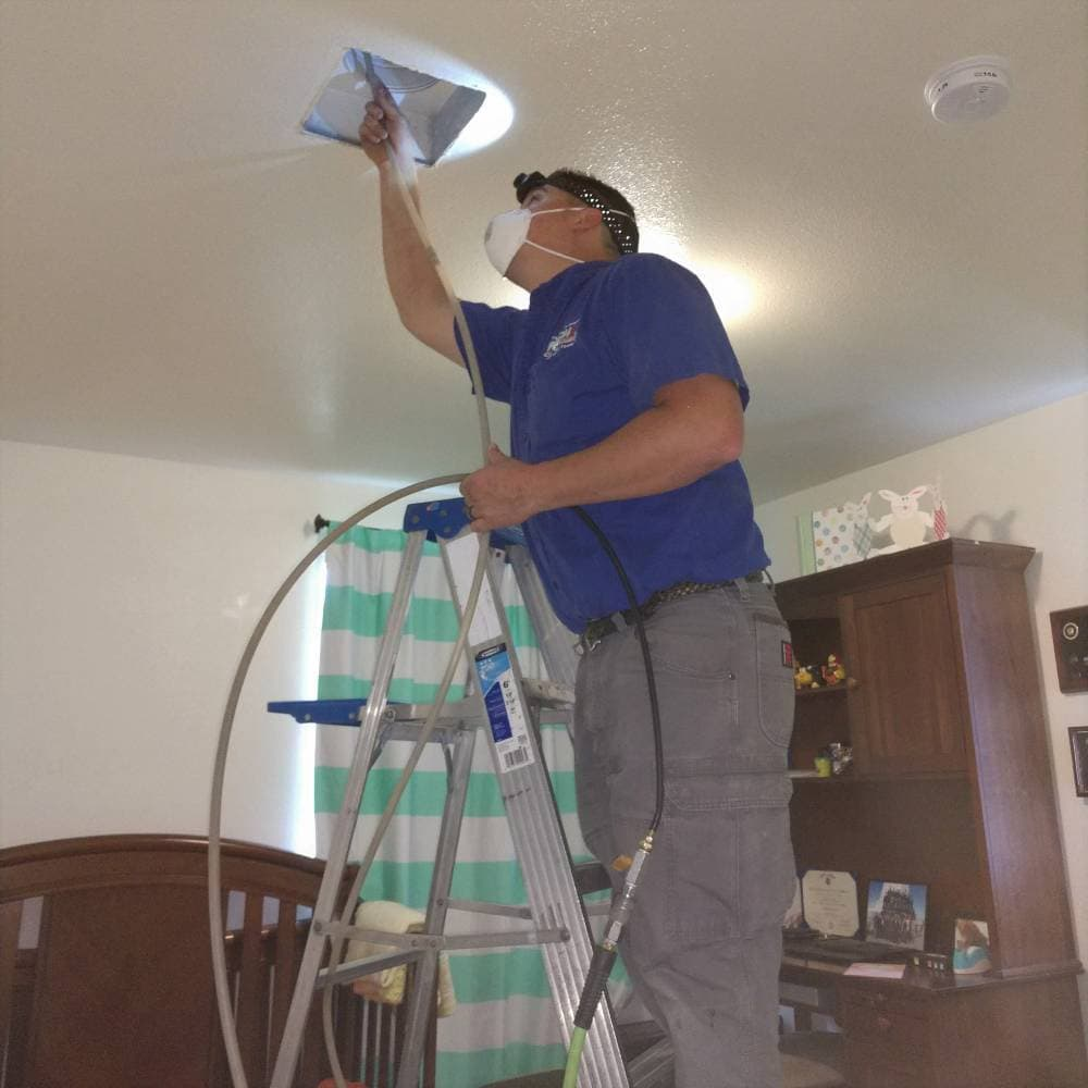 Residential HVAC Cleaning