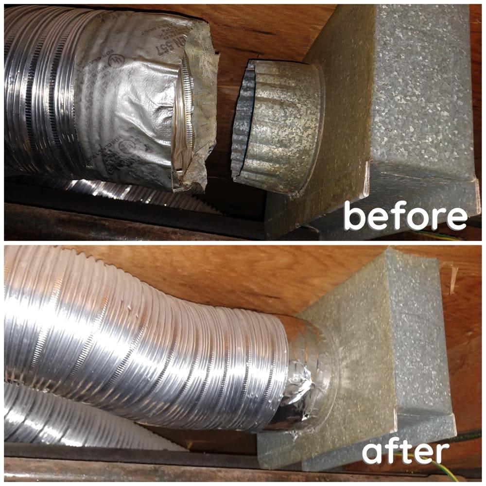 Residential Duct Repair
