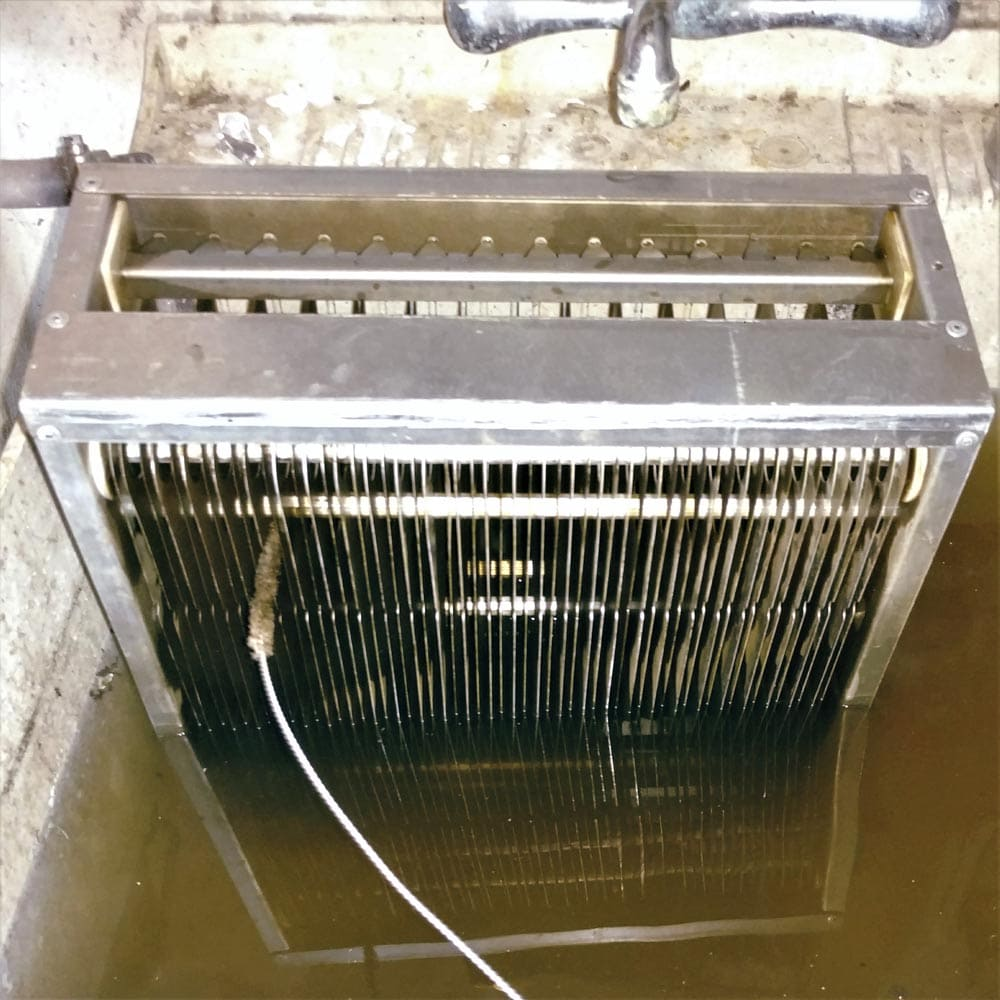 Residential Smoke Electronic Air Filter Cleaning